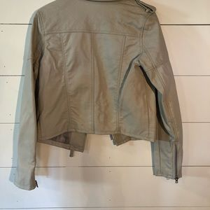 American Eagle Outfitters Jackets & Coats - American Eagle Leather jacket